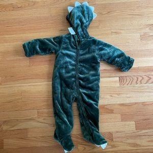 BNWT Children's Place Dinosaur Snowsuit/Costume